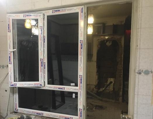 تعمیرات پنجره های دوجداره