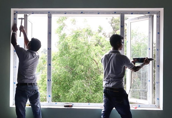 نحوه تعمیرات پنجره های دوجداره