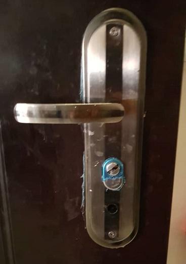 تعمیر دربهای ضد سرقت