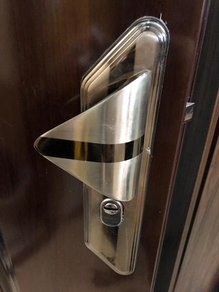 تعمیر درب ضد سرقت بدون واسطه
